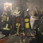 """65-jähriger Mann aus brennender """"Messie""""-Wohnung gerettet"""