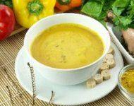 Rezept des Tages: Curryrahmsuppe