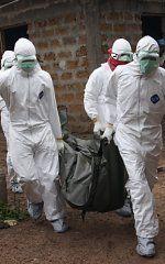 Ebola: Rund 550 neue Fälle innerhalb einer Woche