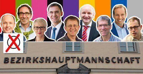Bringen Landtagswahlen Ende der Bezirkshauptmannschaften?