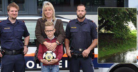 Polizei reanimiert 10-Jährigen - Bub beim Spielen stranguliert