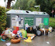 Bürgerforum: Kameras an den Müllstationen?
