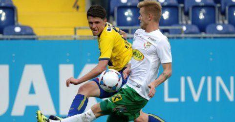 Lustenauer Austria holt mit 1:1 einen Punkt beim SKN St. Pölten