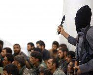 IS exekutierte in Syrien dutzende Soldaten