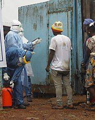 WHO-Prognose: Mehr als 20.000 Ebola-Fälle