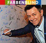 Farbenblind: Waibel & Co als Supernova