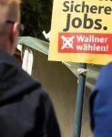 Asylwerber für ÖVP im Wahlkampf-Einsatz