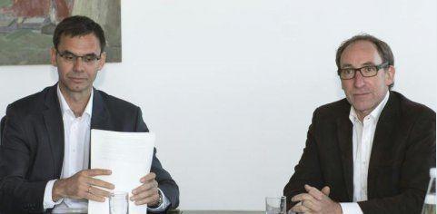 Verhandlungsstart: Wallner und Rauch wollen sich rasch einigen