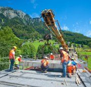 Arlbergbahnstrecke für zwei Wochen gesperrt