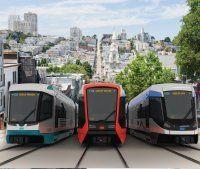 Auftrag für Siemens: San Francisco bestellt 175 Stadtbahnwagen