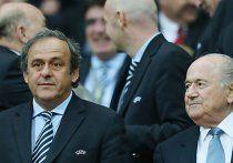 """Platini: """"Blatter dient nicht dem Fußball"""""""