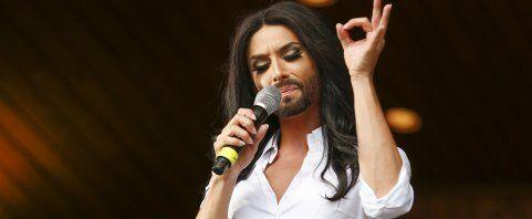 Conchita Wurst gibt die ersten Einblicke in Crazy-Horse-Show