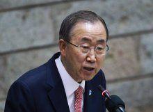 Ban Ki-moon zu Gast in Wien