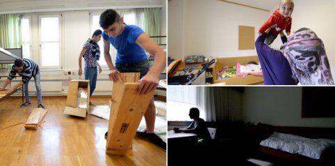 Asyl: Zahl der Anträge in ganz Österreich stark angestiegen