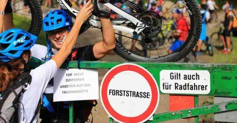 """Forstwegerecht für Radfahrer: Initiative will """"Legal Biken"""""""
