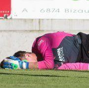 Die Saison für Goalie Marc Gasser zu Ende