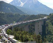Ab heute: Tempo 100 auf Tiroler Autobahnen