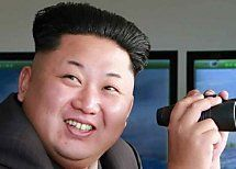 Kim Jong-un droht mit neuem Atomtest