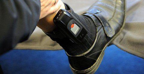 Überwachung statt Knast: Seit vier Jahren gibt es die Fußfessel