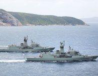 Russische Schiffe vor Australien abgezogen