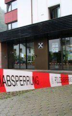 120.000 Euro geraubt und  danach Kaffee getrunken