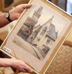 Kitschige NS-Devotionalie: Hitler unter dem Hammer