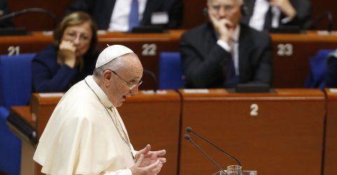 """Papst liest EU Leviten: Europa droht """"seine Seele zu verlieren"""""""