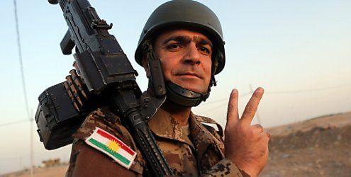 Kurden-Kämpfer melden Erfolge gegen IS – Tausende Jesiden frei