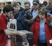 Russland startet den Devisen-Ausverkauf