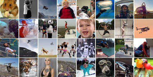 Berührend, witzig, actionreich - Das sind die besten Videos 2014