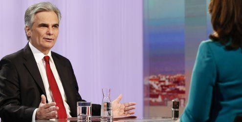 Faymann: 'In der SPÖ ist was los': 'Ja' zu Millionärssteuer bekräftigt