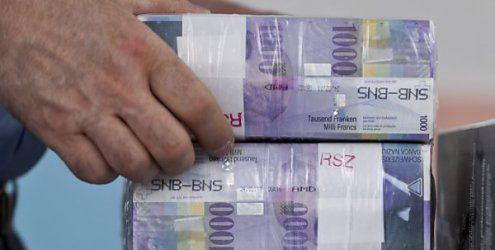 Ausnahme wird zu Dauerzustand: Kampf gegen hohen Frankenkurs