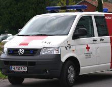 Motorradfahrer in Sulz verletzt - Fußgänger in Rankweil angefahren