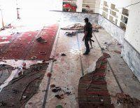 Anschlag auf Schiiten-Moschee: Dutzende Tote