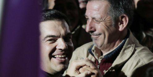 Griechische Linke fährt Mehrheit ein - Absolute Mehrheit möglich