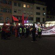 Anti-Pegida-Demonstration in Bregenz