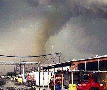 Tornado in Oklahoma: Ein Toter und Verletzte