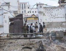 Kämpfe in Hotel in Mogadischu dauern an