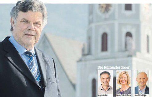 Volkspartei in Bludenz zittert um Absolute: Debatte im Livestream