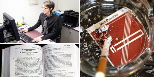 Rauchverbot in Mietwohnungen ist rechtlich nicht durchsetzbar