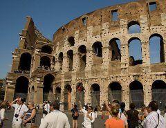 Gladiatoren-Arena in Rom kommt zurück