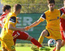 FC Mäder macht die ersten drei Punkte