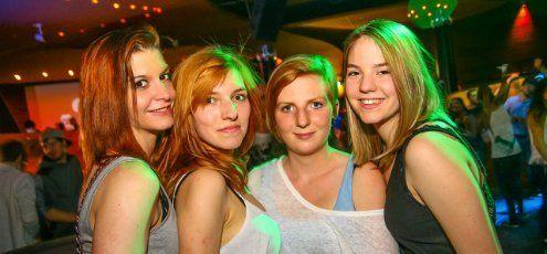Der Party-Samstag auf VOL.AT