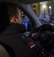 Wilde Verfolgungsjagd mit der Polizei: Zwei Verletzte