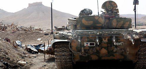 IS in Syrien auf dem Vormarsch – Grenzübergang zum Irak gefallen
