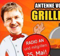 Antenne Vorarlberg grillt live am Pfingstmontag