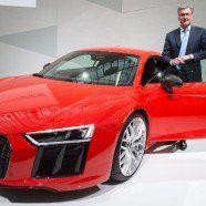 Formel-1-Einstieg für Audi nicht aktuell, aber Option