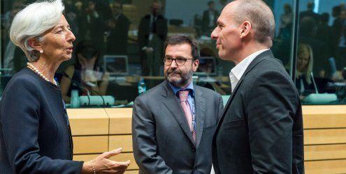Neue Eskalation: Griechenland wird fällige IWF-Rate nicht zahlen