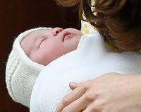 Britische Prinzessin Charlotte wird getauft