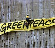 Protest gegen Shell bringt Greenpeace Geldstrafe ein